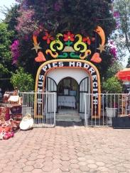 Marché de Xochimilco