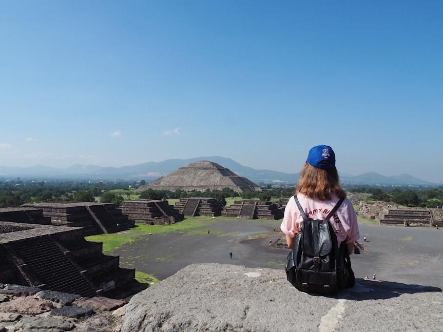 Road-trip au Mexique : Eté 2018 – Partie 1 |Mexico