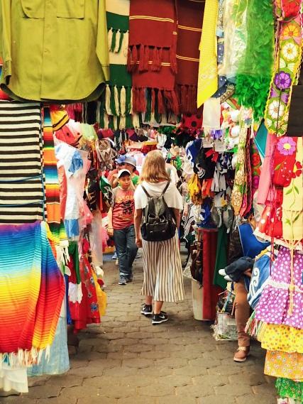 Marché de Coyoacan