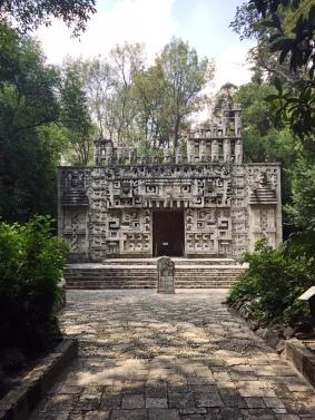 Musée de l'anthrolpologie