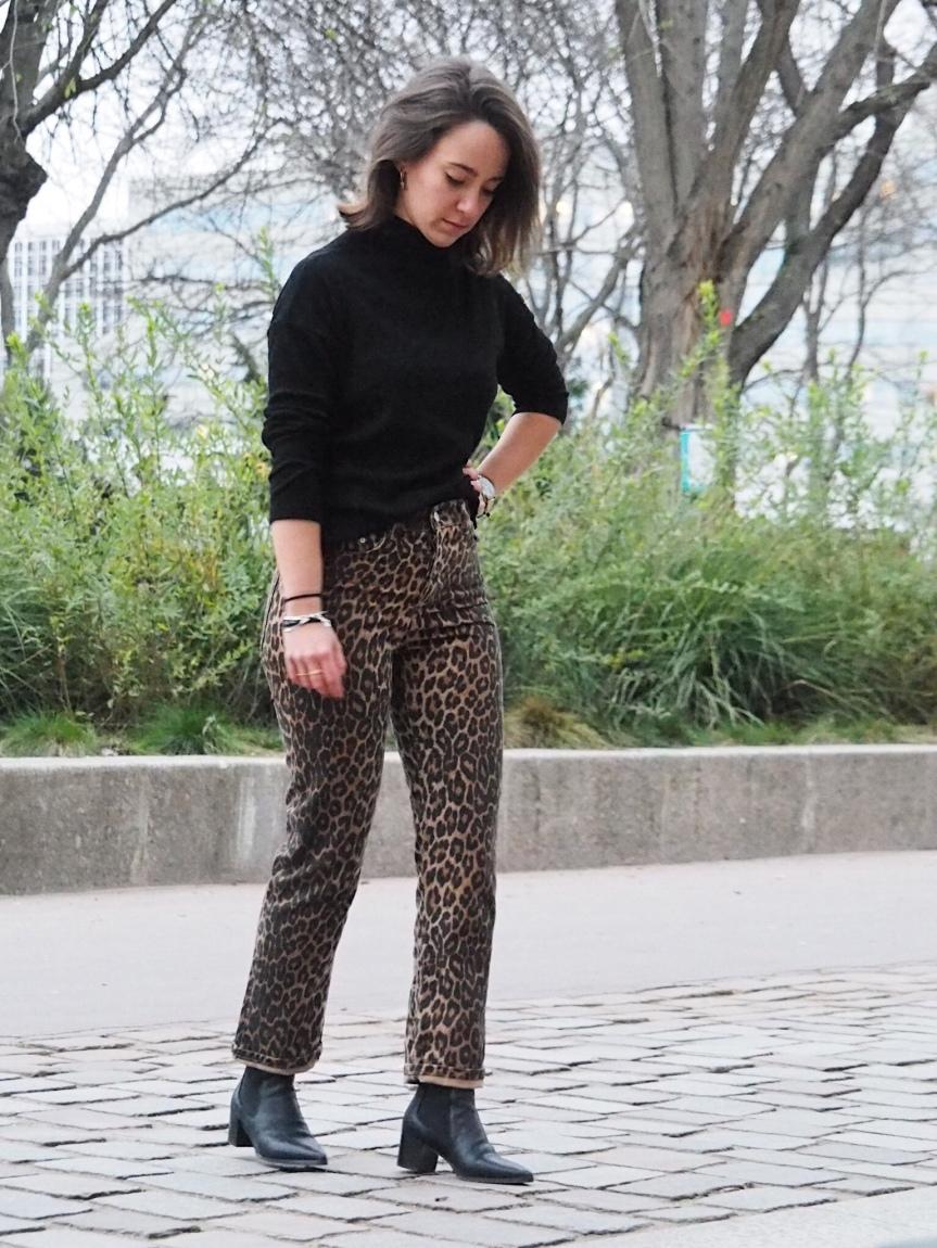 Tendance imprimé léopard